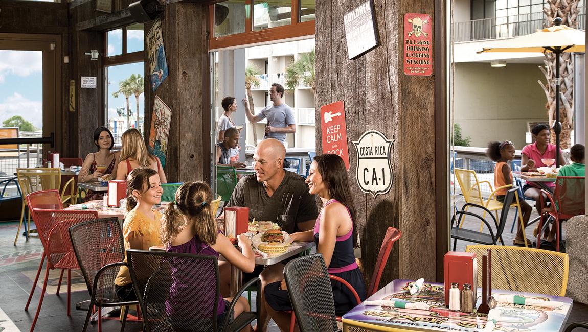 Loco Gecko Myrtle Beach Restaurant