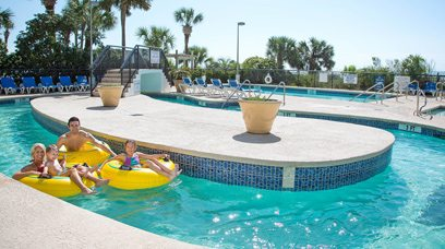 Pools at Ocean Inn