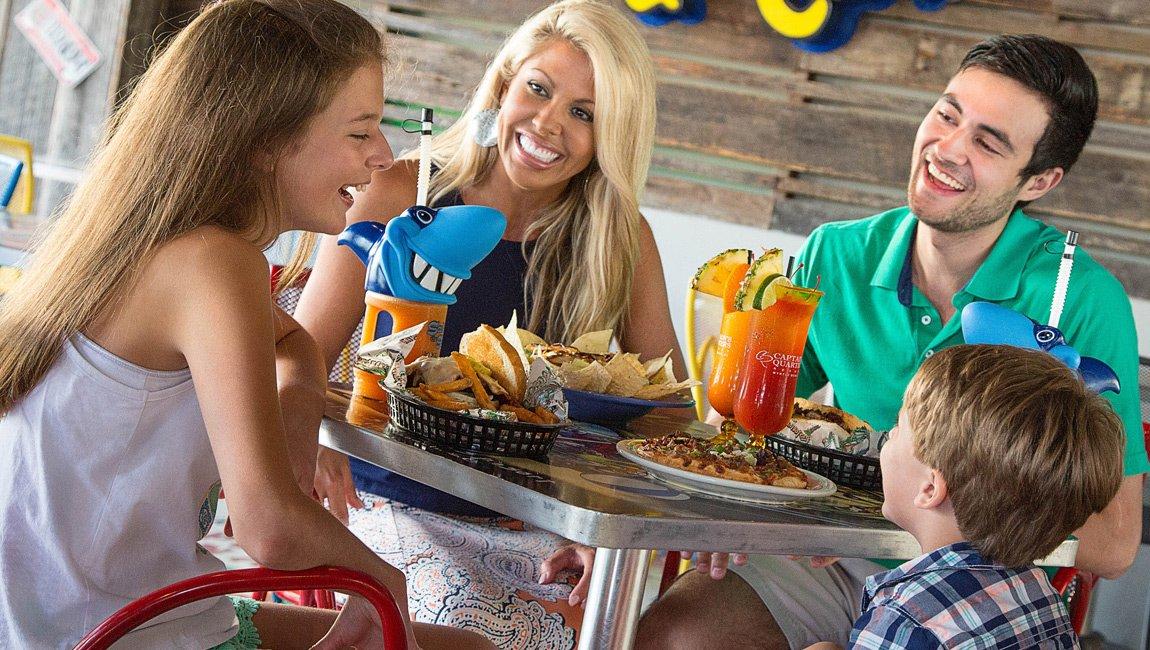 Loco Gecko Myrtle Beach Dining