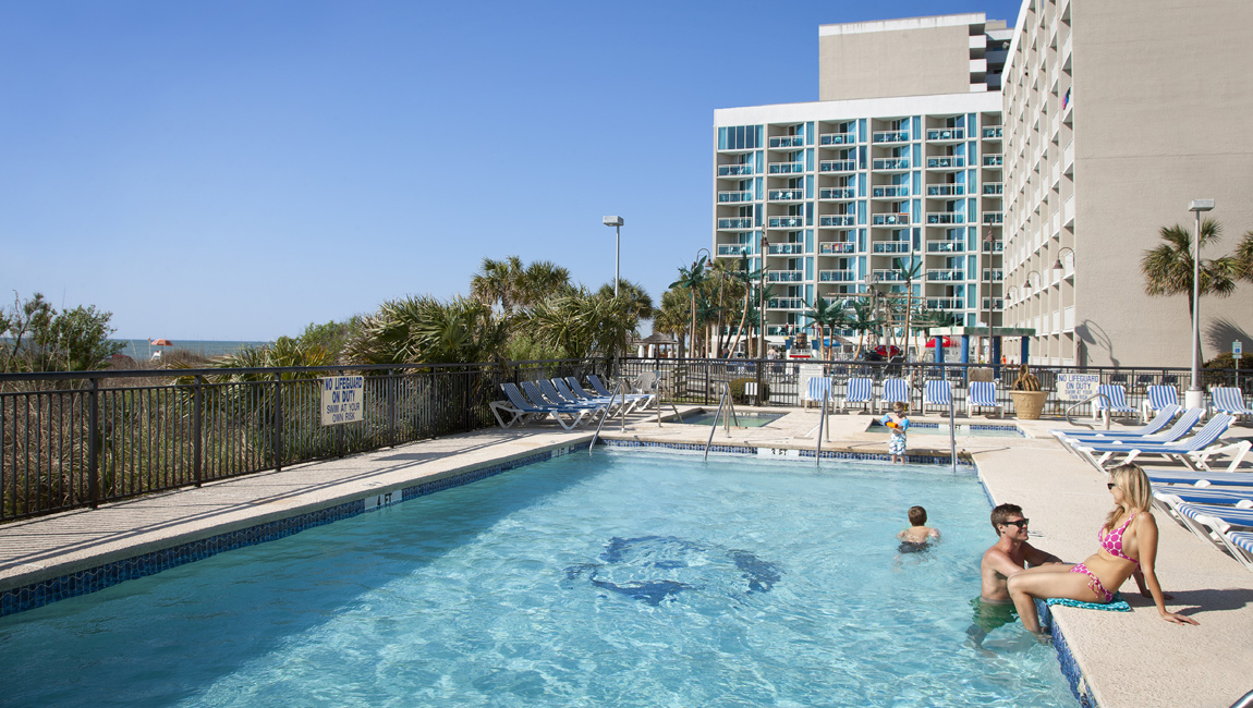 Ocean Inn Pool